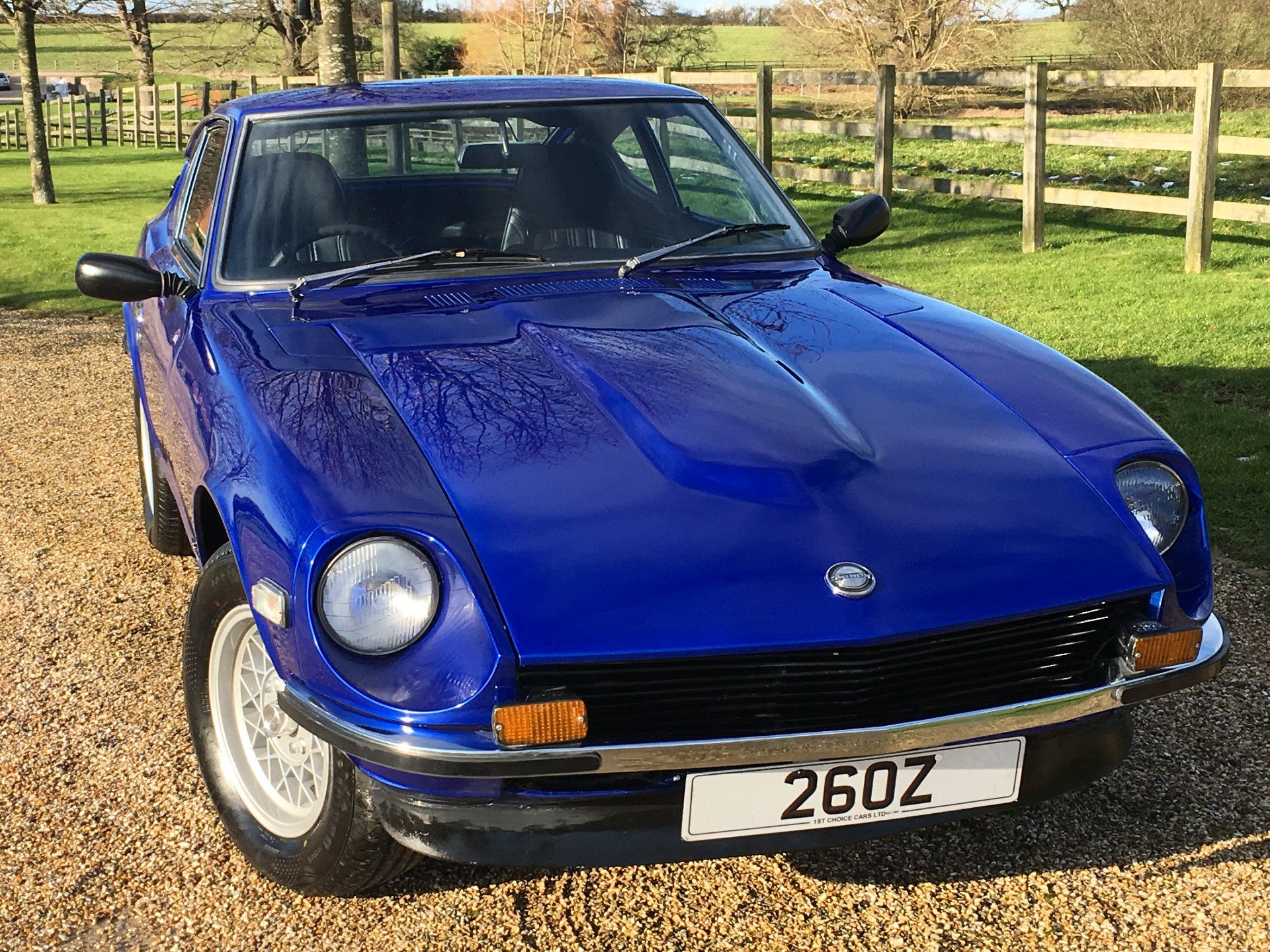 Used DATSUN 260Z, METALLIC BLUE , 0.0, Coupe | 1st Choice Cars Ltd