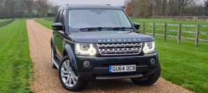Used LAND ROVER DISCOVERY for sale