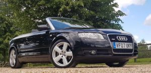 Used AUDI A4 for sale