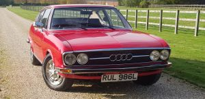 Used AUDI 100 for sale