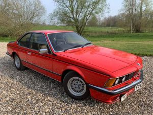 Used BMW E24 635 CSI for sale