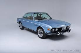 Used BMW E9 CSI for sale