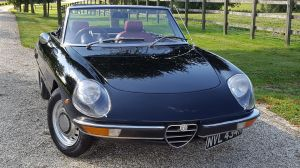 Used ALFA ROMEO SPIDER for sale