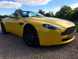 Used ASTON MARTIN VANTAGE for sale