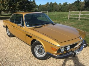 Used BMW E9 CSA  for sale