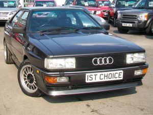 Used AUDI 10V TURBO  COUPE for sale